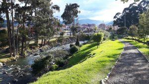 Yanuncay River Park, Cuenca
