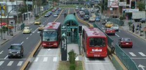 Ecovia -- bus rapid transit