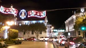 Christmas Season: Main Plaza