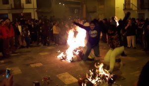 Barrio El Vado: Jumping Over Burning Effigies for Good Luck